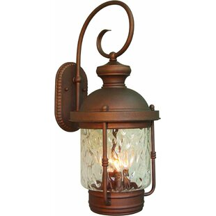 Affordable Sterling 4-Light Outdoor Wall Lantern By Volume Lighting