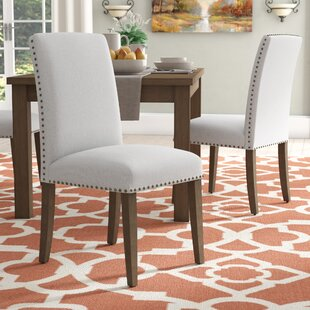 Save & White Parsons Dining Chair | Wayfair