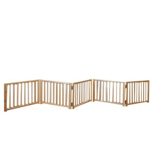 Freestanding Walk Over Pet Gate by Four Paws