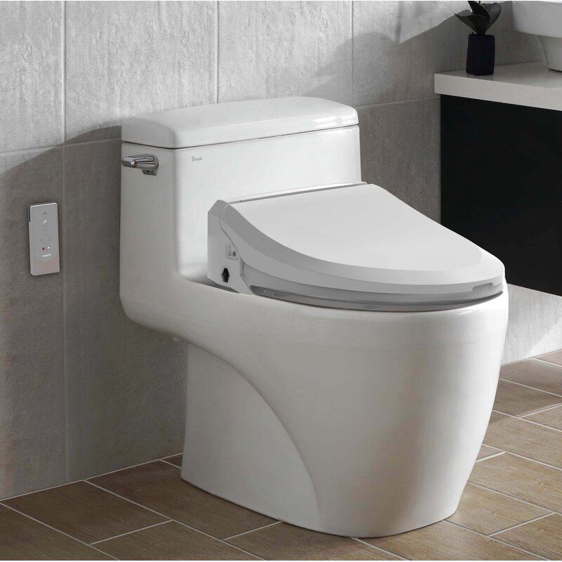 Bio Bidet Uspa Toilet Elongated Bidet Seat Wayfair