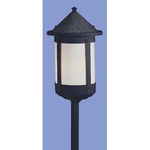 Berkeley 1-Light Pathway Light By Arroyo Craftsman Outdoor Lighting