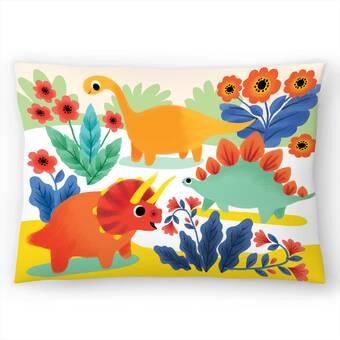 Bloomsbury Market Cynda Ikat And Ogee Pillow Wayfair
