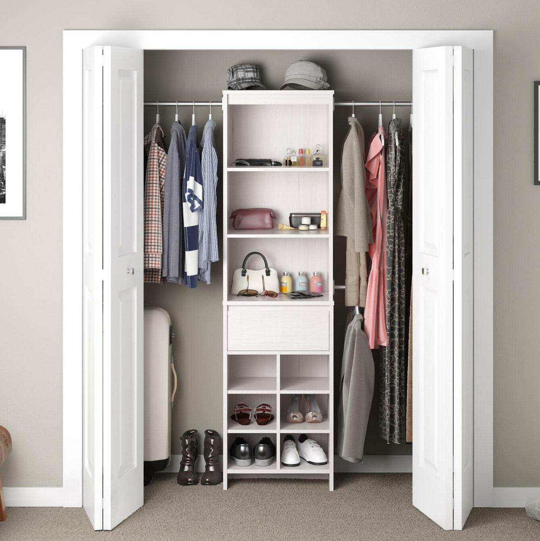 Bon Modular Closet | Wayfair