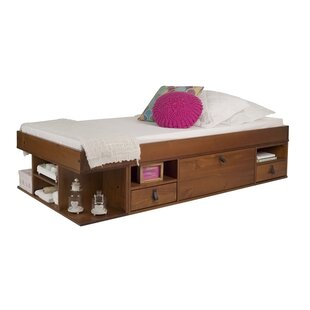 Single Storage Bed By Union Rustic