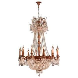 Astoria Grand Reimer 18-Light Empire Chandelier