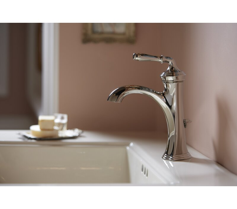KBZBNBV Kohler Devonshire Single Hole Bathroom Faucet With - Devonshire bathroom faucet