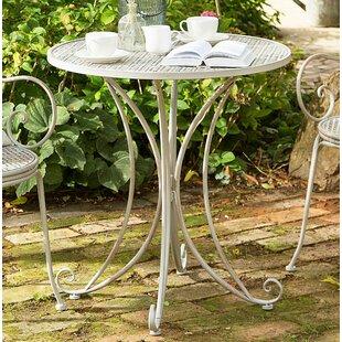 Altus Iron Bistro Table Image