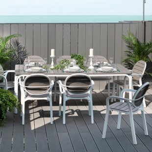 Nardi Alloro 9 Piece Dining Set