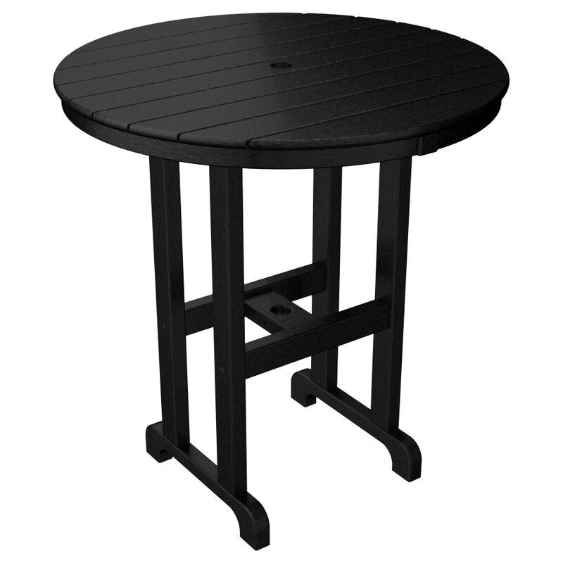 Polywood La Casa Cafe Counter Table Reviews Wayfair