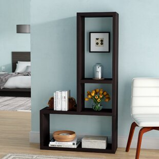 Miranda Geometric Bookcase