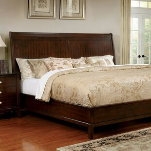 Kennerson Panel Bed