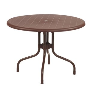 Ebern Designs Kirton Commercial Grade Dining Table