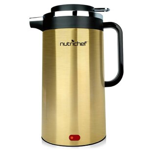 1.8 Qt. Stainless Steel Electric Tea Kettle