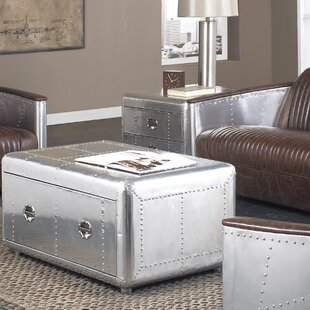Lindbergh Bomber 2 Piece Coffee Table Set