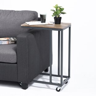 Oriana Wheel End Table