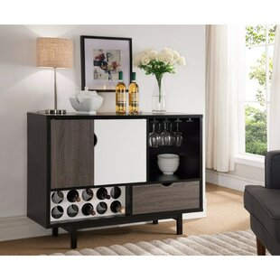 Filippone Contemporary Style Buffet Table by Orren Ellis