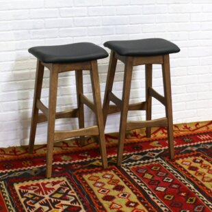 Amann 29Bar Stool (Set of 2)