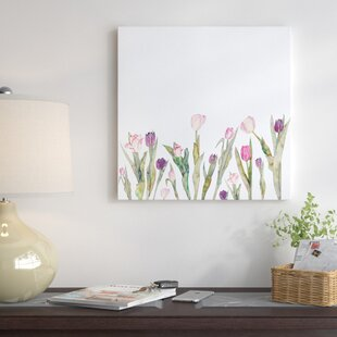'Tulips' Print By East Urban Home