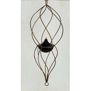 Starlite Garden and Patio Torche Co. Handmade Swirl Frame and Garden Torch