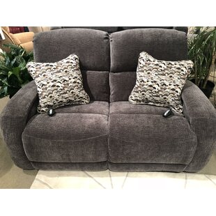 Fandango Reclining Loveseat by Southern M..