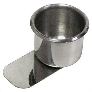 Slide-Under Steel Cup Holder by Trademark Global