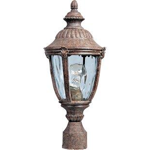 Fleur De Lis Living Velma Cast Outdoor 1-Light Lantern Head
