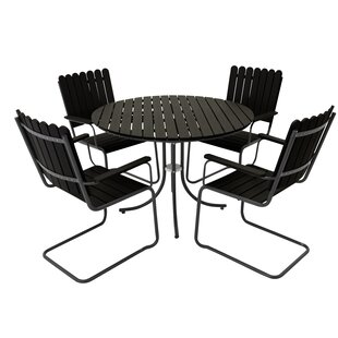 Bjarne 4 Seater Dining Set By Sol 72 Outdoor