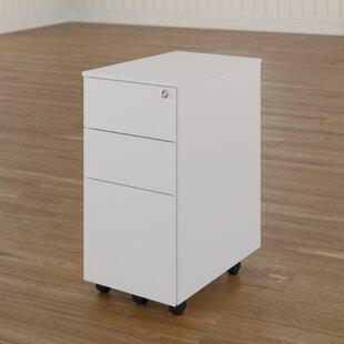 Free S&H 3 Drawer Filing Cabinet