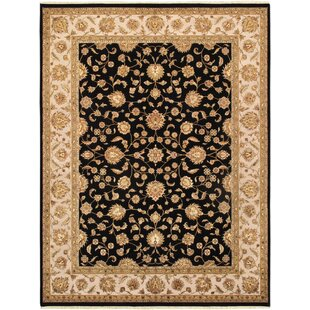 Reviews Agra Hand-Knotted Area Rug By Pasargad
