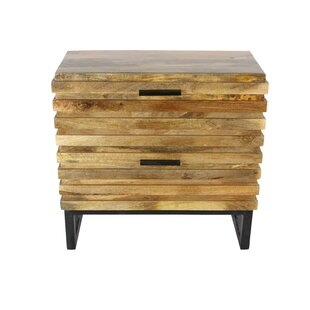 Oreilly 2 Drawer Accent Chest by Union Rustic