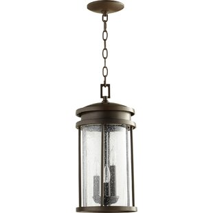 Darby Home Co Southold 3-Light Outdoor Hanging Lantern