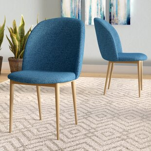 Affordable Jefferson Fabric Side Chair (Set of 2) by Ivy Bronx Reviews (2019) & Buyer's Guide
