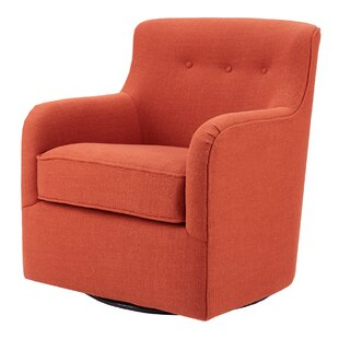Searching for Daryl Swivel Armchair By Andover Mills