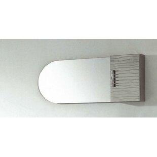 Donatello Surface Mount Frameless Medicine Cabinet by Orren Ellis