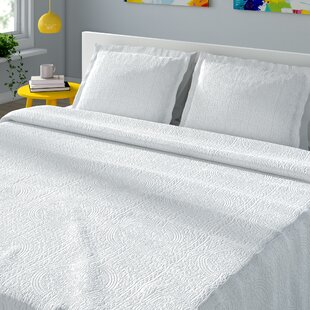 Adrian Cotton Matelassé Comforter Set