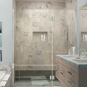 Unidoor-X 60.5 x 72 Hinged Shower Door DreamLine