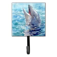 Dolphin Leash Holder and Wall Hook by Caroline's Treasures