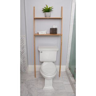 Bamboo 25 98 W X 69 09 H Over The Toilet