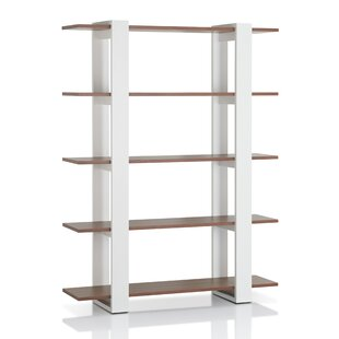 Campbelltown Accent Bookcase Ivy Bronx