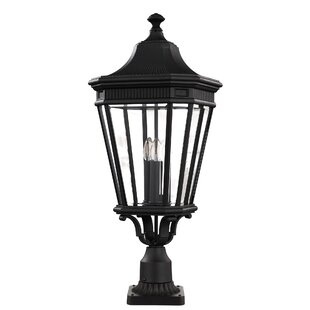 Tilda 3 Light 78cm Post Lantern Set By Sol 72 Outdoor