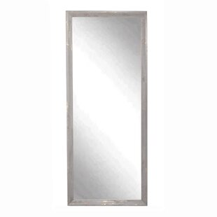 Brayden Studio Searfoss Soft Shimmer Full Length Mirror