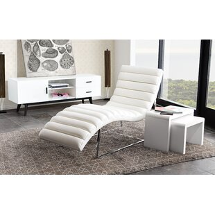 Diamond Sofa Bardot Chaise..