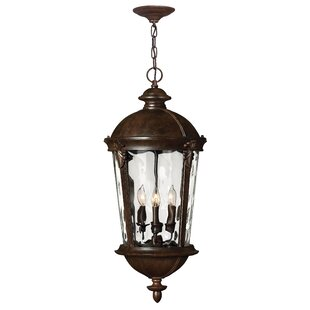 Windsor 4-Light Outdoor Hanging Lantern