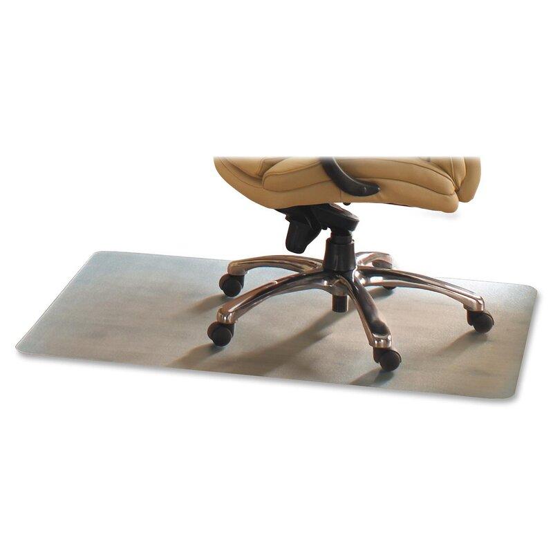 Ecotex Anti-Slip Hard Floor Chair Mat  sc 1 st  Wayfair & FLOORTEX Ecotex Anti-Slip Hard Floor Chair Mat u0026 Reviews | Wayfair