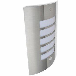 Higley Outdoor Wall Light With Motion Sensor By Brayden Studio