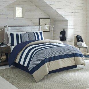 Striped Duvet Quilt Cover Bedding Grey Set Black And Amp White Teens Boys Single