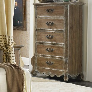 Chatelet 5 Drawer Chest by Hooker Furniture