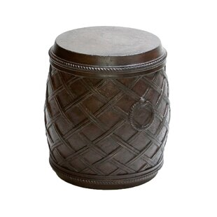 Moroccan Drum Side Table