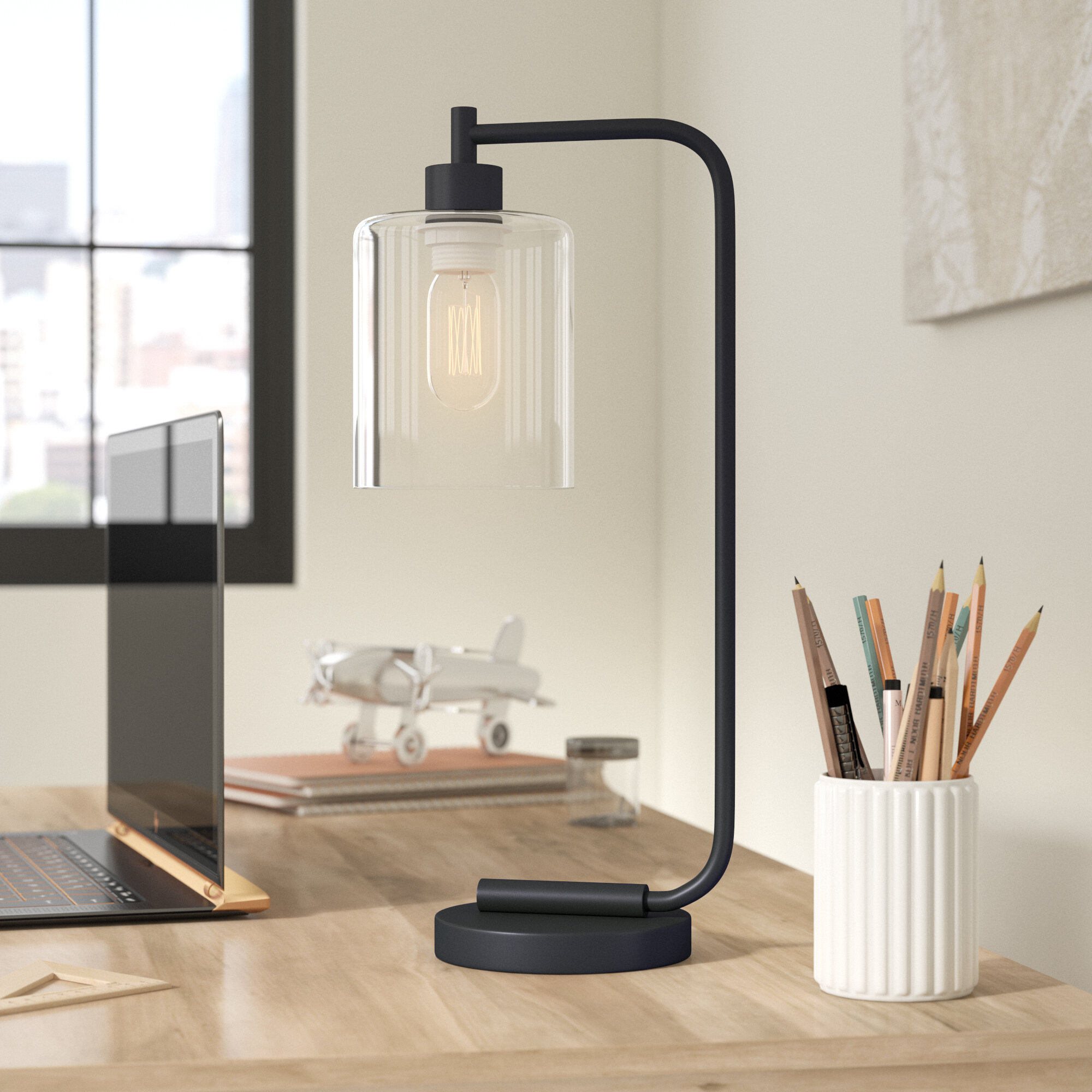 Trent Austin Design Keystone 19 Desk Lamp Reviews Wayfair Ca