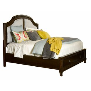 Broyhill® New Charleston Upholstered Storage Panel Bed